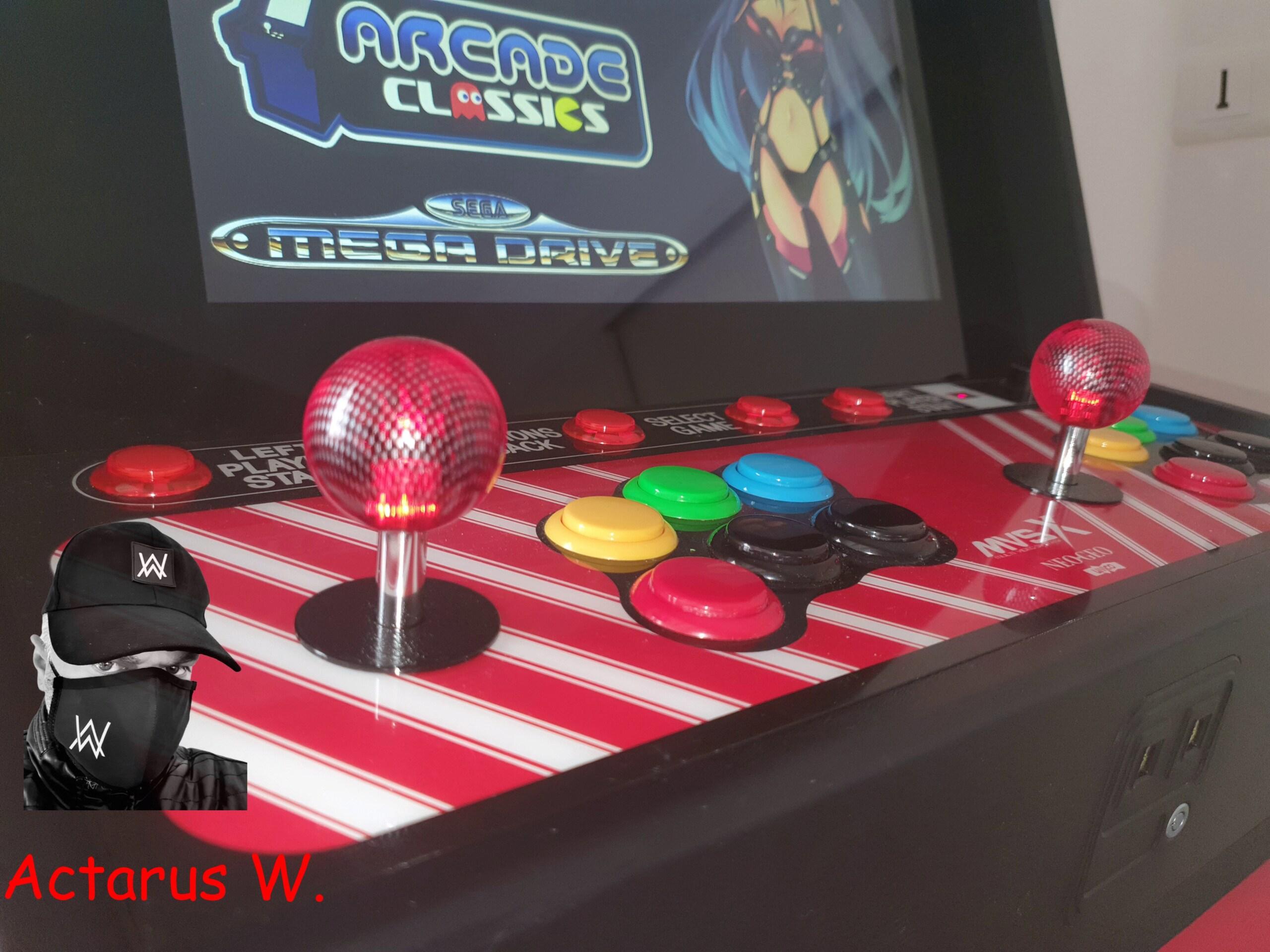 Mon Bartop Neo Geo MVSX 0710