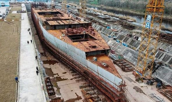 Un milliardaire australien veut construire le Titanic II - Page 43 17418910