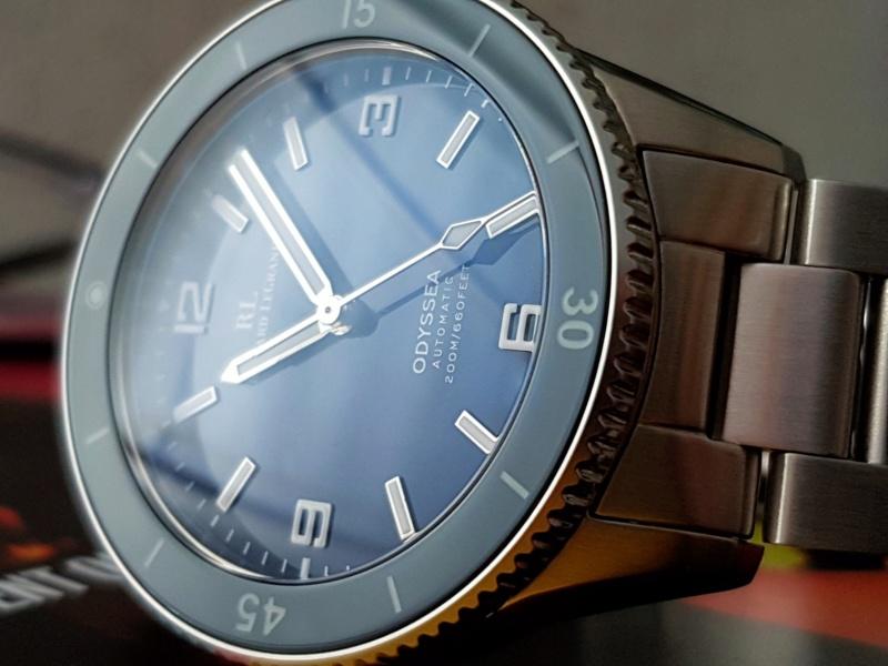 Ocean - [Vendue] Richard Legrand Odyssea Mk.II bleu océan - 210€ Img_0214
