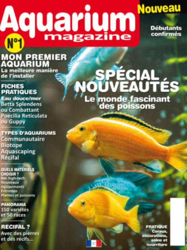 Aquarium Magazine N°1 Aquari10