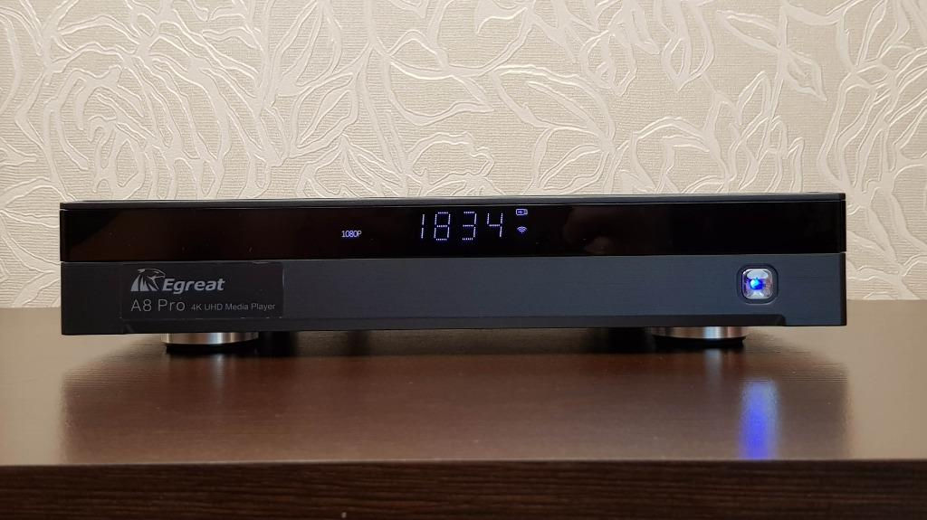 Egreat A8 Professional 4K Bluray Media Player (Used)  Egreat11