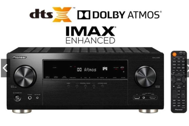 Pioneer VSX-LX304 9.2 Ch AV Receiver (Warranty)  IMAX® Enhanced  Pionee11