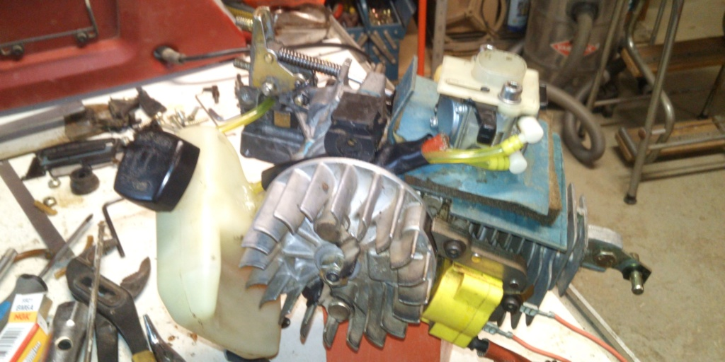 manutenzione castor cx.40 del 1999 Img_2010