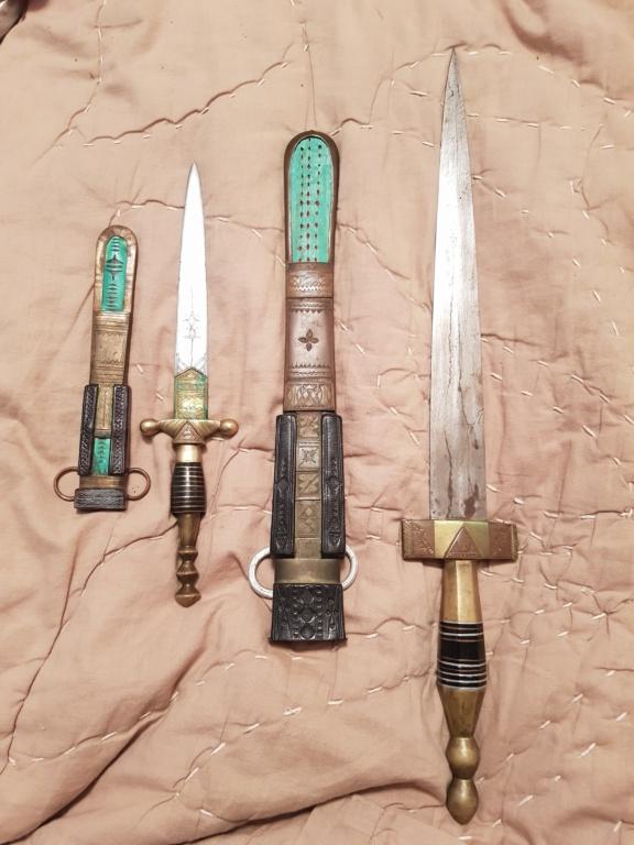 Identification dague, couteau  15766211
