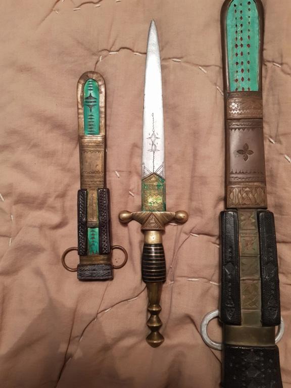 Identification dague, couteau  15766212