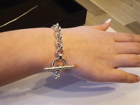 Mon tout premier bijoux un bracelet Jaseron 29b9fe10
