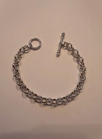Mon tout premier bijoux un bracelet Jaseron 41f6e610
