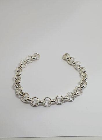 Mon tout premier bijoux un bracelet Jaseron Ee150310