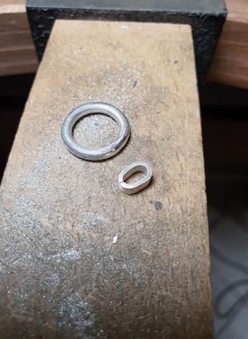 Mon tout premier bijoux un bracelet Jaseron Eedcf810