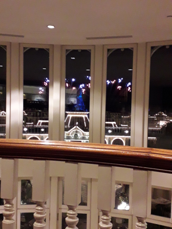 Séjour du 10 & 11 mars 2020 Disneyland Hôtel Upgrade Castle Club 20200320