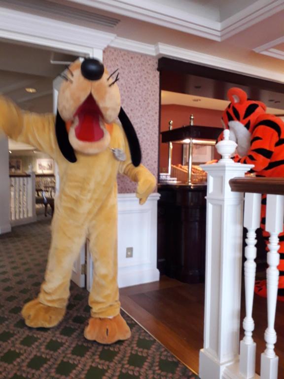 Séjour du 10 & 11 mars 2020 Disneyland Hôtel Upgrade Castle Club 20200326
