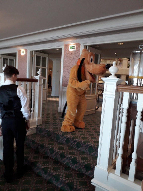 Séjour du 10 & 11 mars 2020 Disneyland Hôtel Upgrade Castle Club 20200327