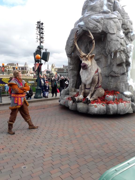 Séjour du 10 & 11 mars 2020 Disneyland Hôtel Upgrade Castle Club 20200329