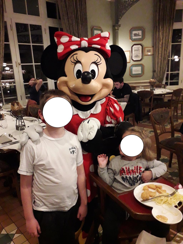 Séjour du 10 & 11 mars 2020 Disneyland Hôtel Upgrade Castle Club Modif110