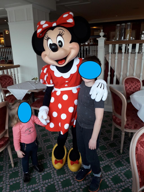 Séjour du 10 & 11 mars 2020 Disneyland Hôtel Upgrade Castle Club Pd410