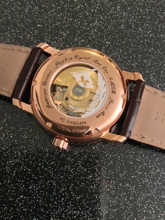 constant - Nouveau dans l univers des montres ( Frederique Constant )  356ac510