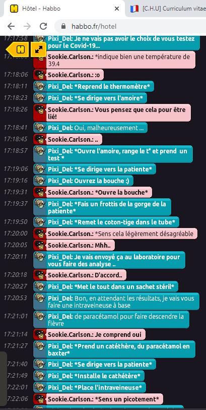 [C.H.U] Rapport R.P De Pixi_Del Rp310