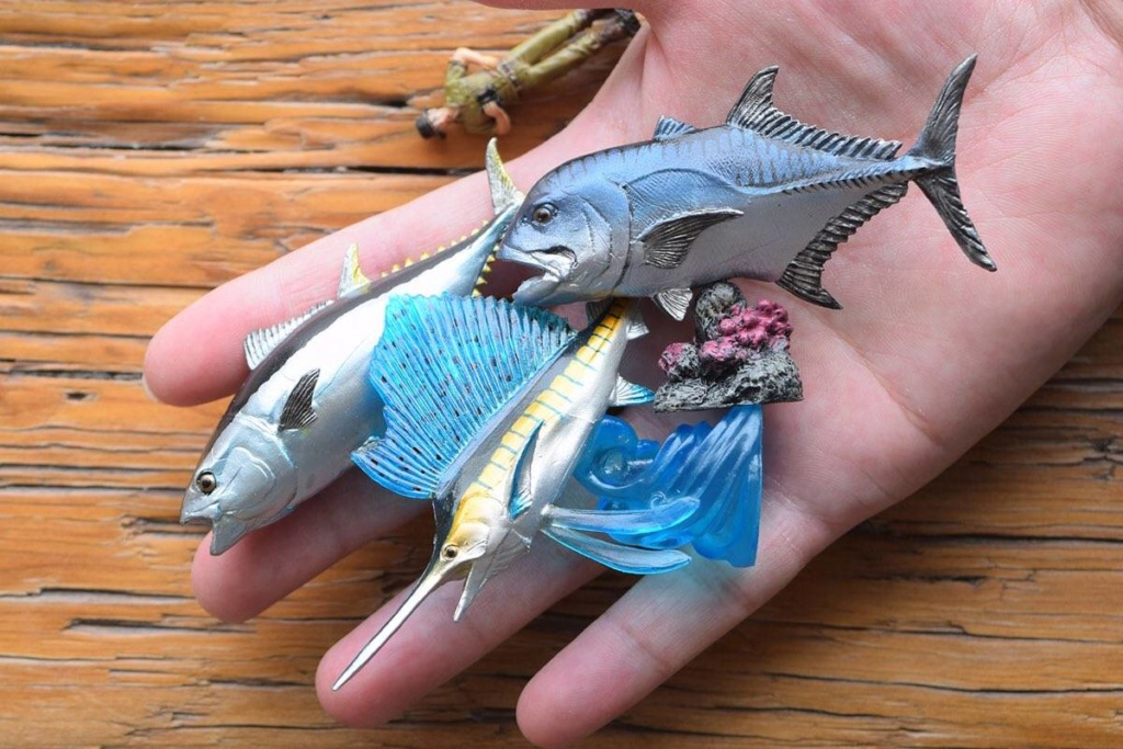 New Item of Kinto Favorite -  Aqua Fish Qqo20227