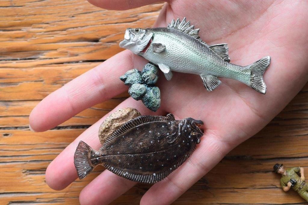 New Item of Kinto Favorite -  Aqua Fish Qqo20228