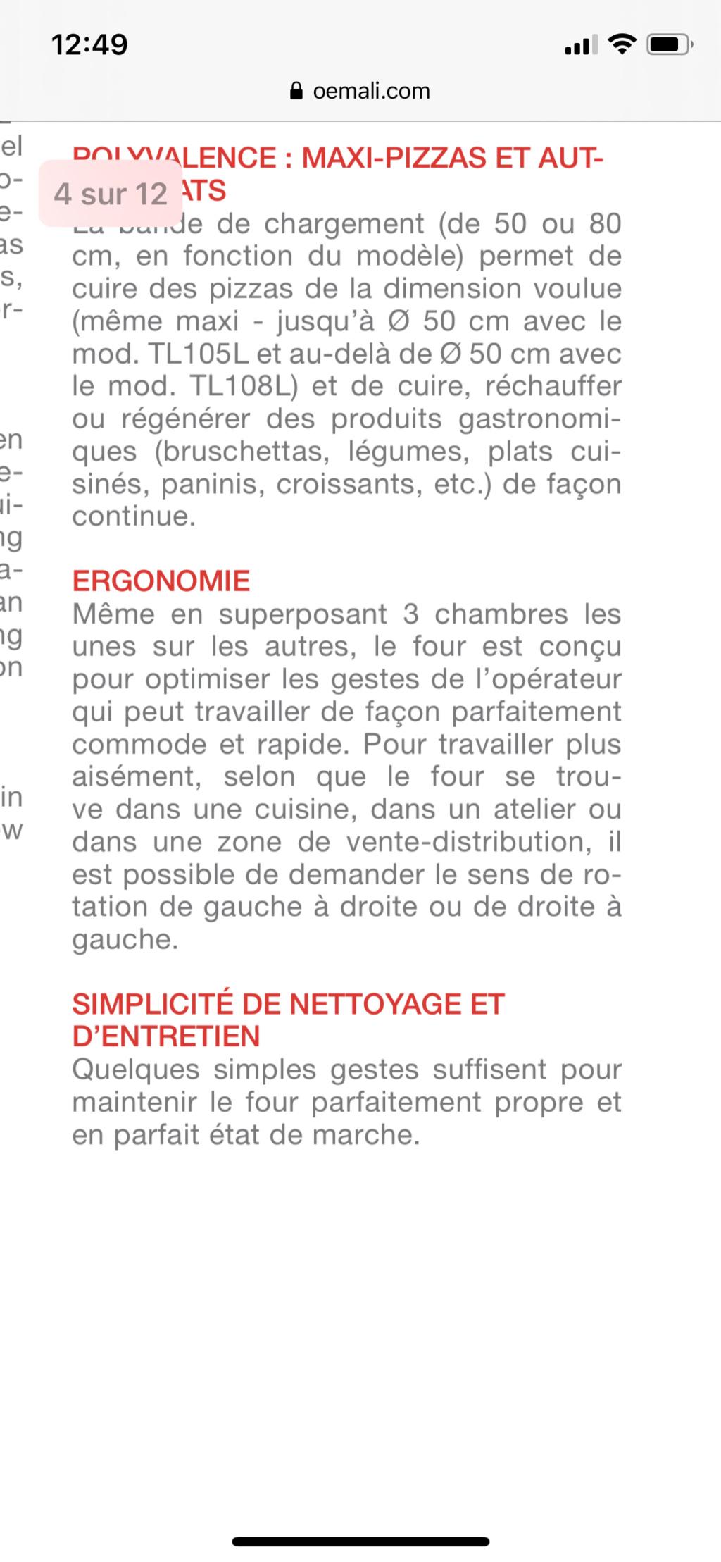 four convoyeur tl105 - Page 4 00a60410