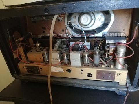 rádio a válvulas 92523712