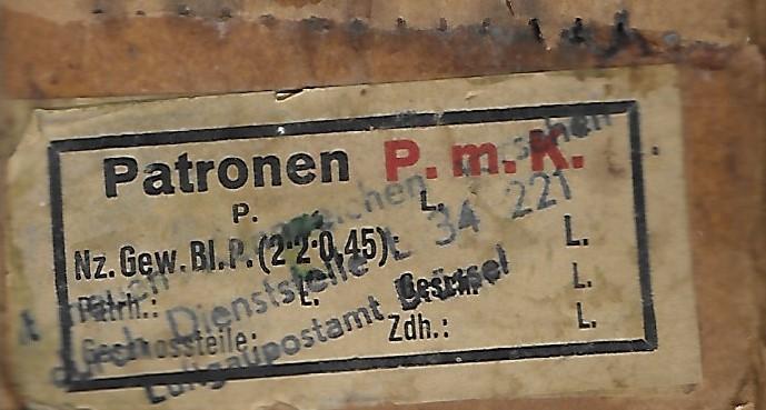 Boites de 7,92  ré-empaquetage 300_pm10