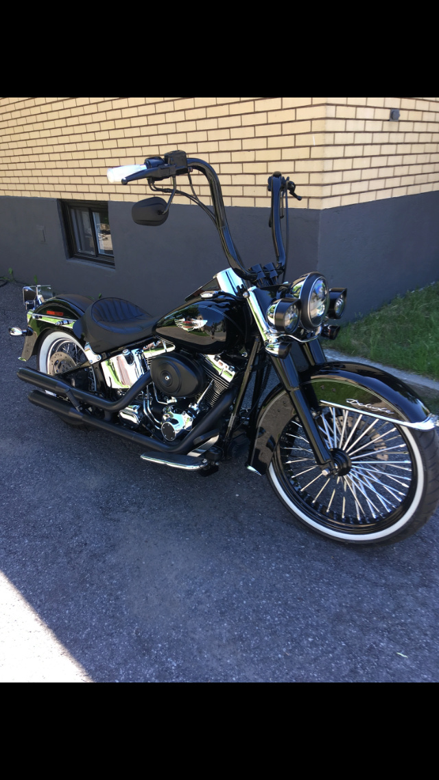 Ma Softail Deluxe 2006 Ba30ae10
