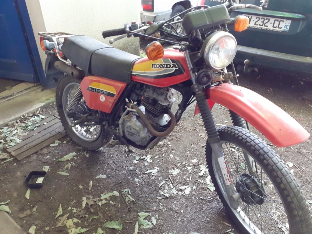 Honda 125 sl, xl, s, s3, cg - Portail 20200512