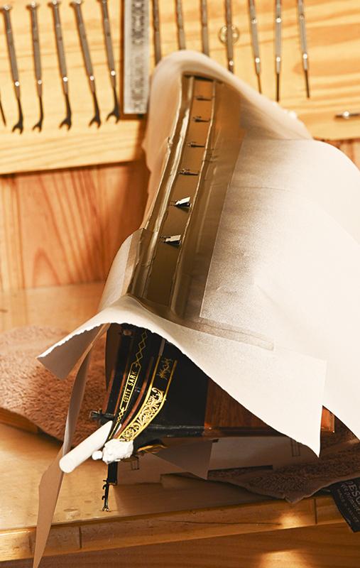 Cutty Sark 1/78° mantua - Page 7 Cutty122