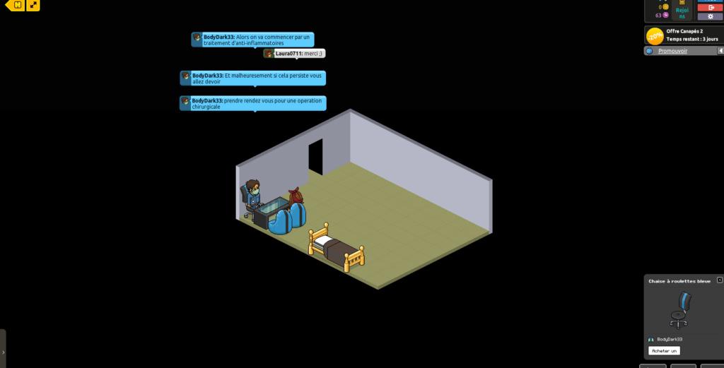 [C.H.U] Rapport d'action RP de BodyDark33 2020-012