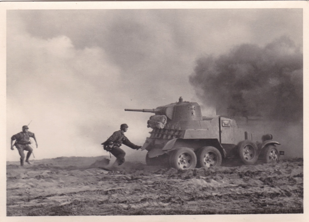 """Carte postales """"UNSERE WAFFEN SS"""" Img_2013"""