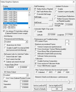 [EN COURS] Configuration 4K Captur11