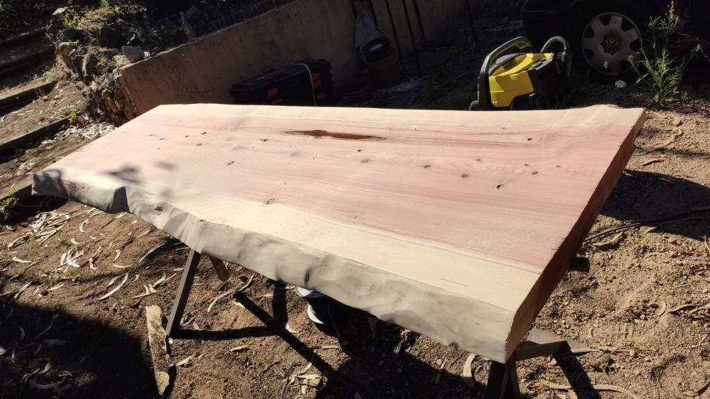 Mesa en madera y epoxy  Img_2011