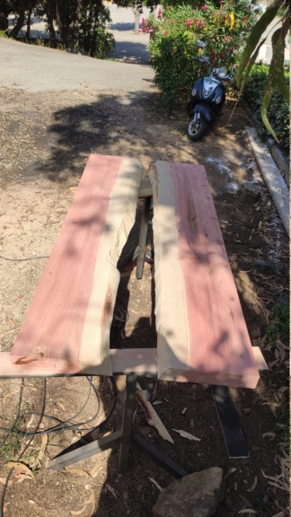 Mesa en madera y epoxy  Img_2012