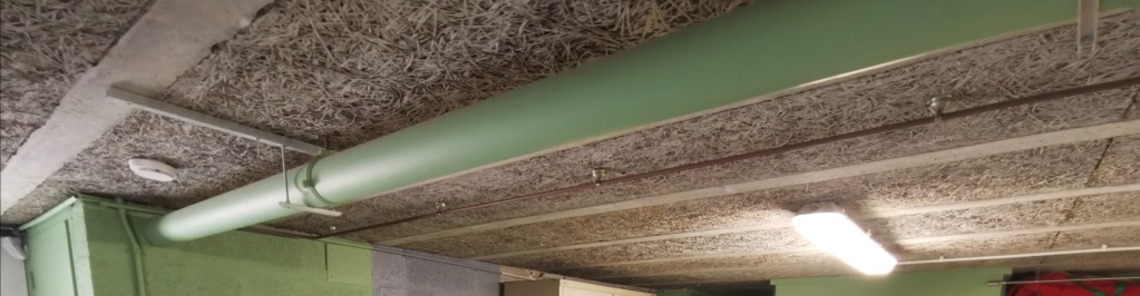 De quel type est ce de plafond de garage et comment y fixer des trucs O4xnhn11