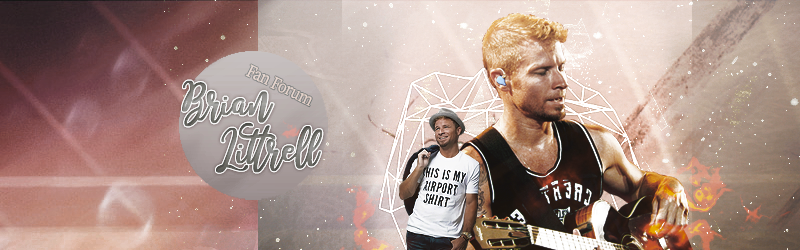 Brian Littrell Fan Forum
