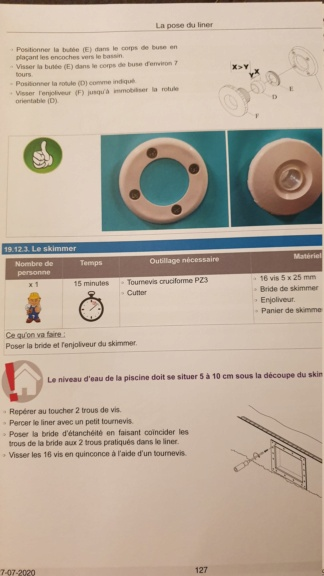 Installation kit balnéo 15997610