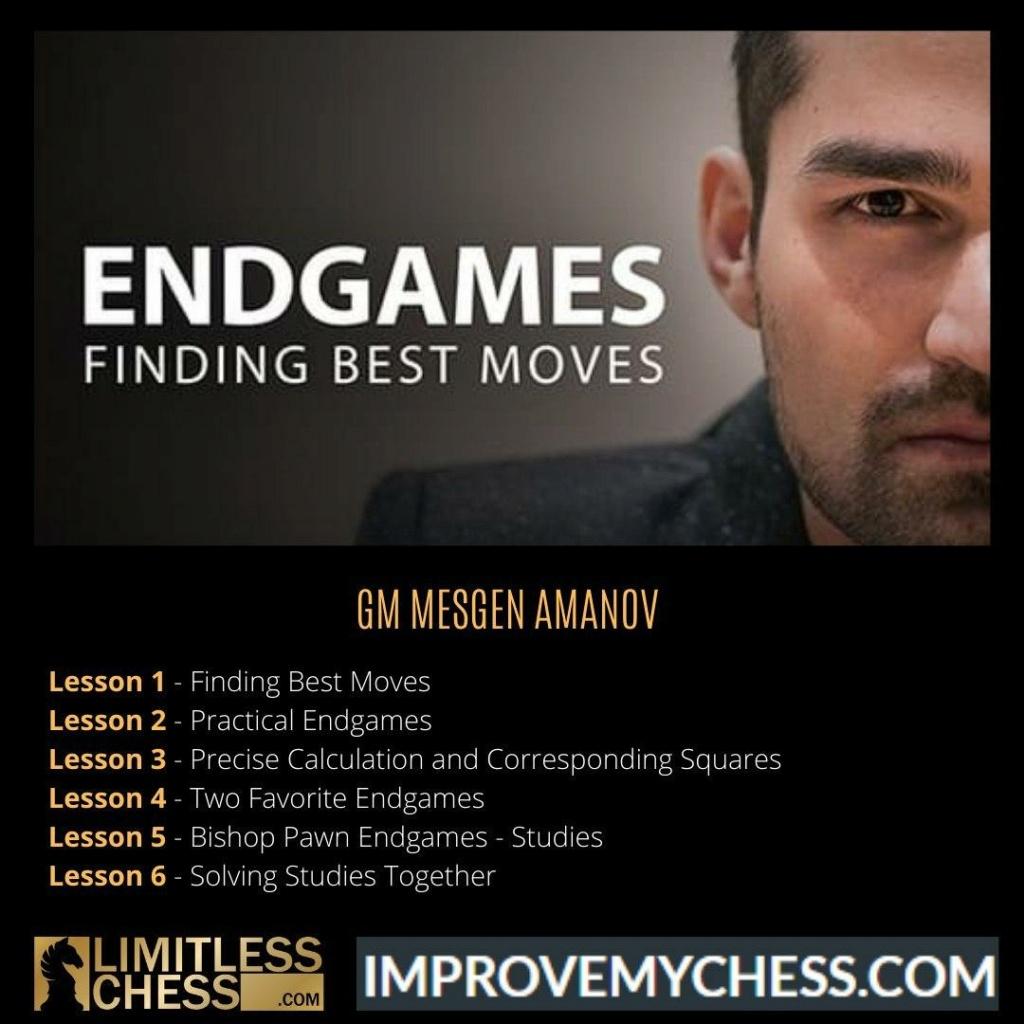 Endgames - Finding Best Moves by GM Mesgen Amanov (MP4) Endgam13