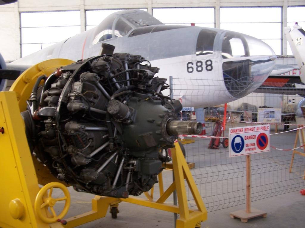 [ Les Musées en rapport avec la Marine ] Musée de l'Aeronautique Navale de Rochefort - Page 15 100_9711