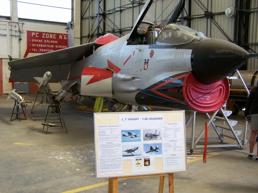 [ Les Musées en rapport avec la Marine ] Musée de l'Aeronautique Navale de Rochefort - Page 15 100_9712
