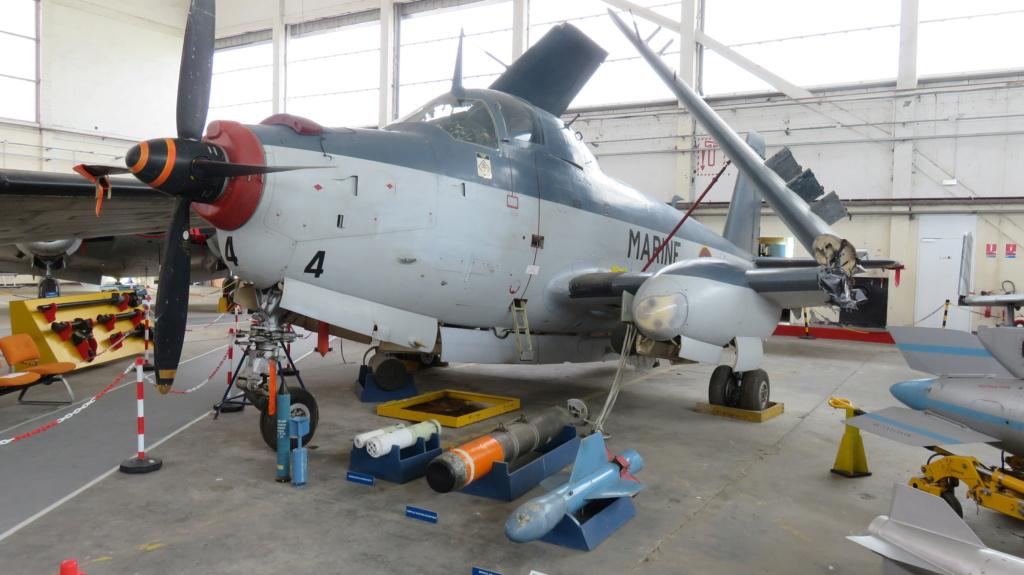 [ Les Musées en rapport avec la Marine ] Musée de l'Aeronautique Navale de Rochefort - Page 15 Bregue10