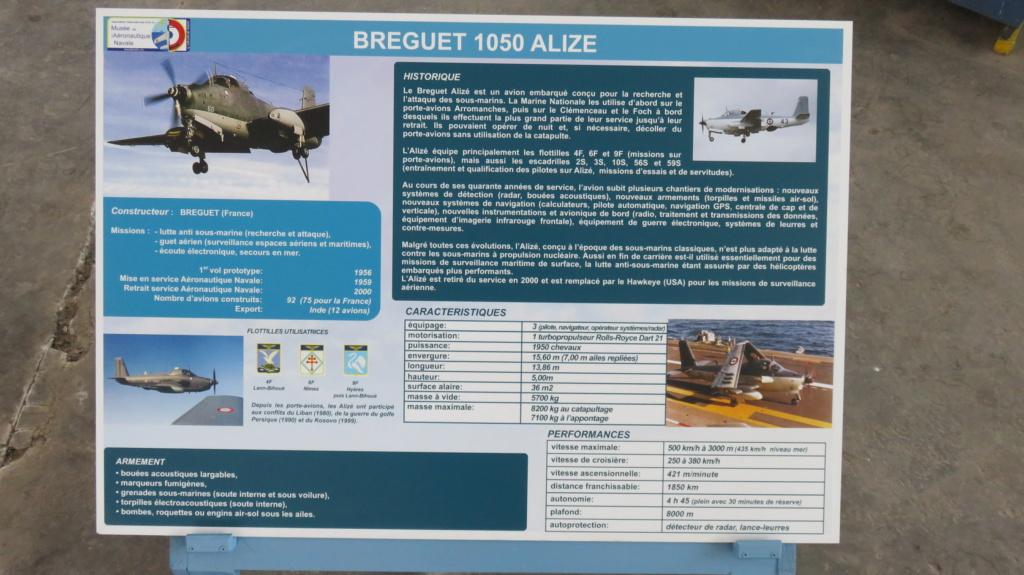[ Les Musées en rapport avec la Marine ] Musée de l'Aeronautique Navale de Rochefort - Page 15 Bregue11