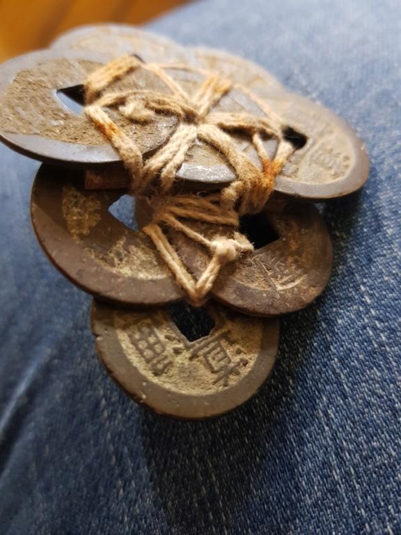 ¿Cash chino o antigua falsificación? 20210112