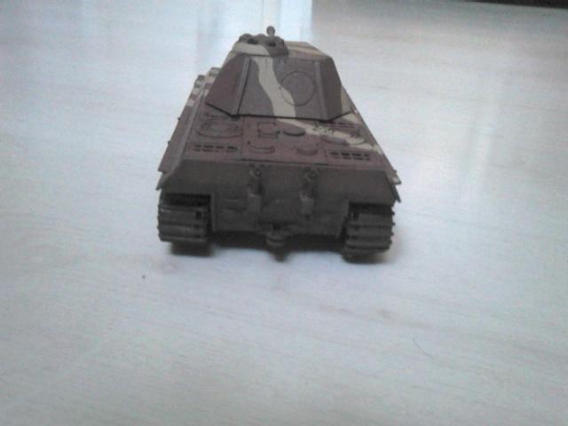[AMUSING HOBBY] Panzerkampfwagen V PANTHER II rRéf 35A040  Dsc_6512