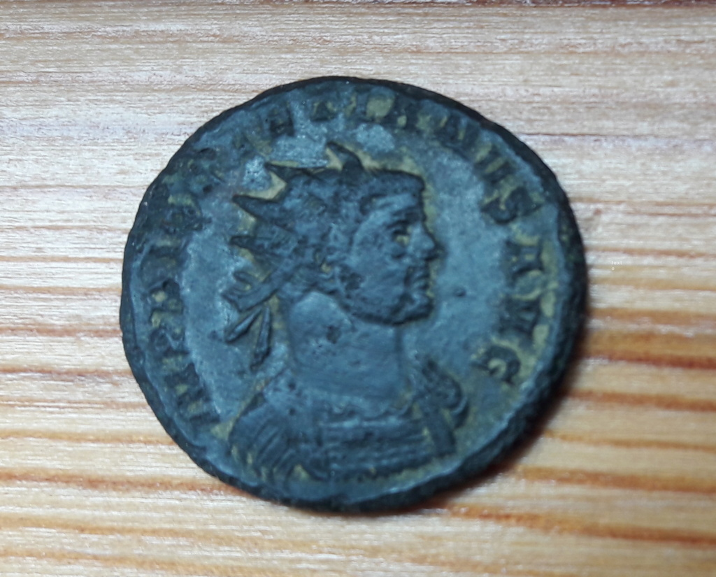 Aureliano de Diocleciano. IOVI CONSERVAT AVGG. Júpiter a izq. Roma 20210513