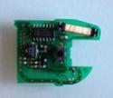 Clef; bobine; transpondeur Twingo 2002 Platin10