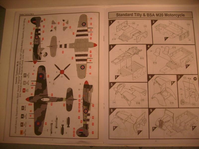 """[Airfix] Set """"D-Day air assault"""" au 72 eme S7305102"""