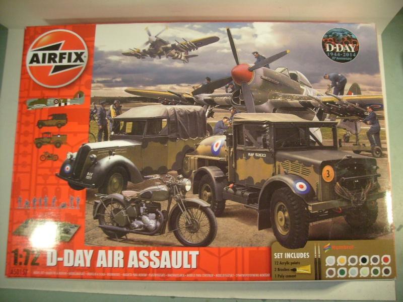"""[Airfix] Set """"D-Day air assault"""" au 72 eme S7305493"""