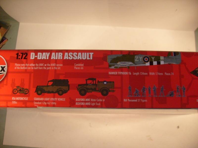 """[Airfix] Set """"D-Day air assault"""" au 72 eme S7305494"""