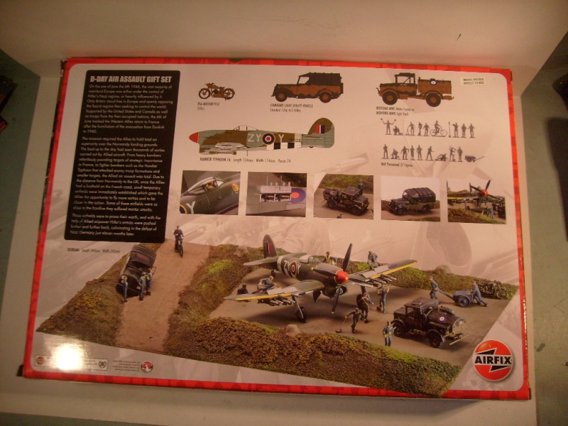 """[Airfix] Set """"D-Day air assault"""" au 72 eme S7305496"""